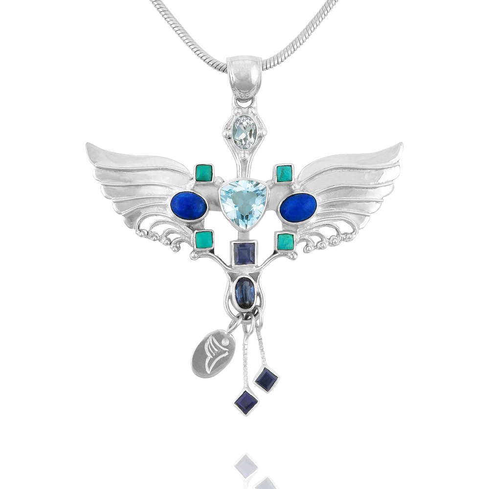 buy an angel pendant Archangel Michael pendant