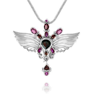 archangel Uriel Necklace