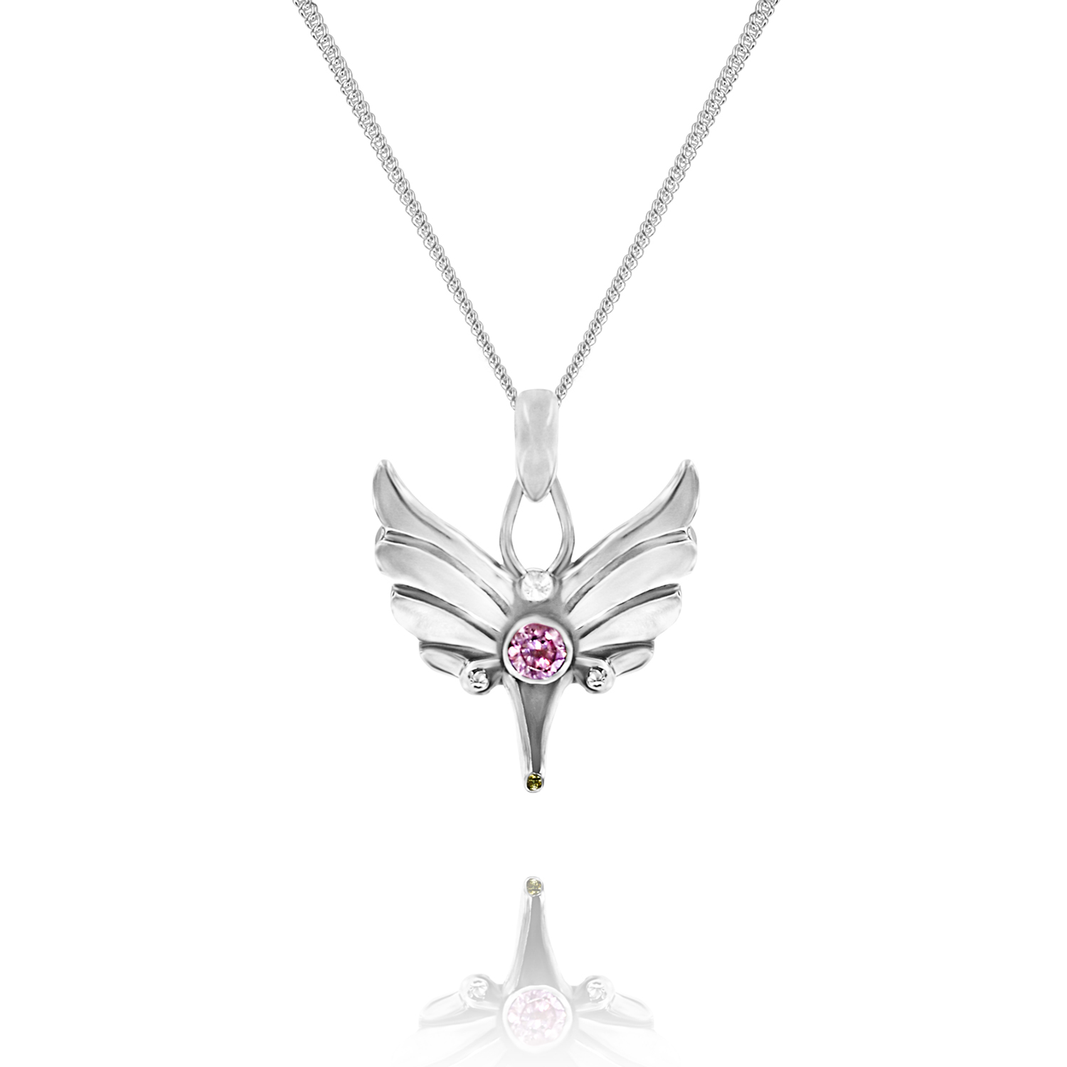 jewellery newhope products new sterling information silver product hope angel of pendant