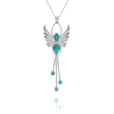 turquoise-angel-pendant