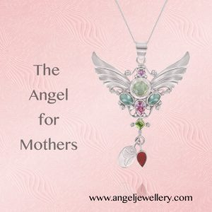 fertility angel pendant pendants for mothers