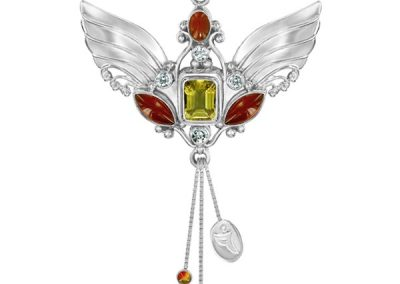 Archangel pendant meditation angels