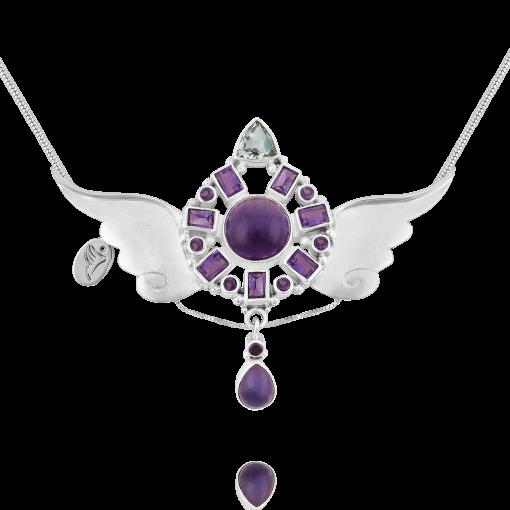 Archangel Zadkiel Necklace