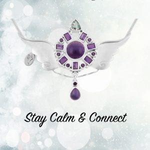 archangel zadkiel necklace