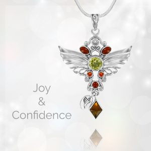 benefits of angel pendants