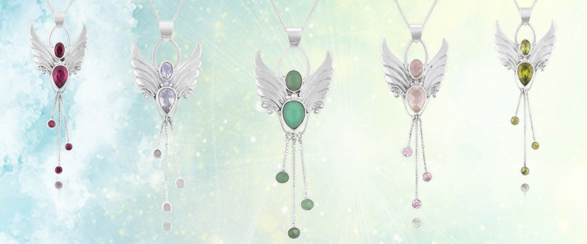 choosing your angel pendant