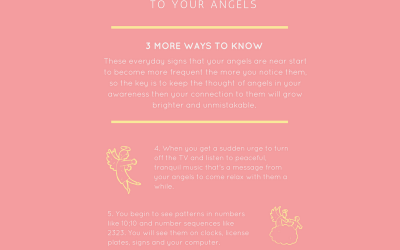 How Do You Know For Certain That Angels Are With You?