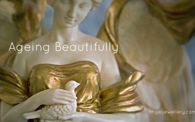 Angels, And The Art Of Ageing Beautifully.