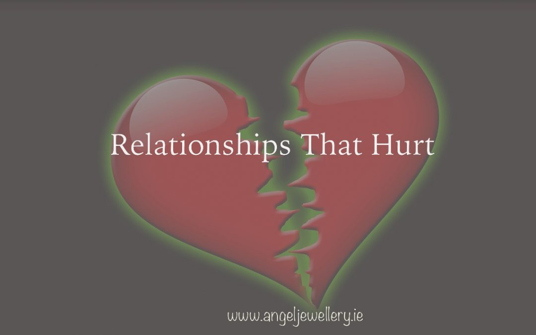 In Relationships That Hurt – Be Gentle With Yourself.