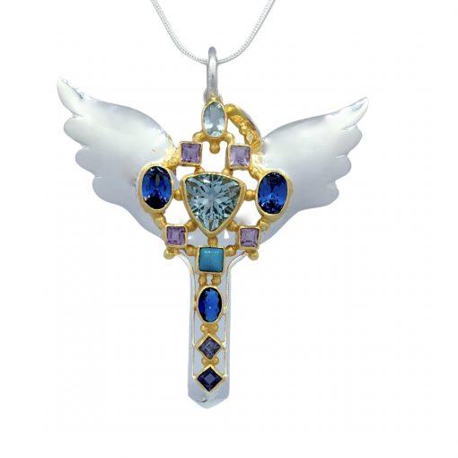 new archangel michael necklace
